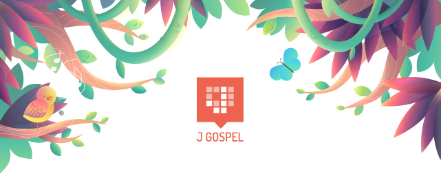 J Gospel logo and Main Image